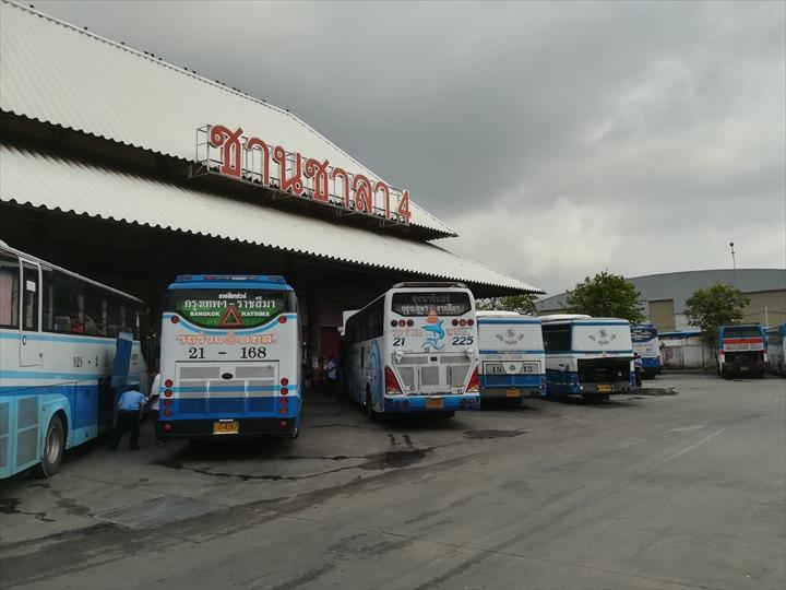 ドムアン空港からパタヤへバスで行く(9)