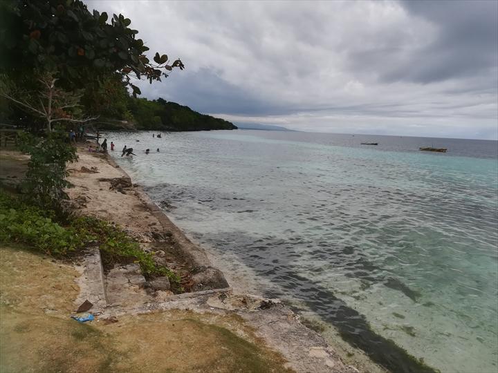 パングラオ島のビーチ巡り(4-1)