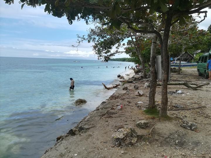 パングラオ島のビーチ巡り(4-2)