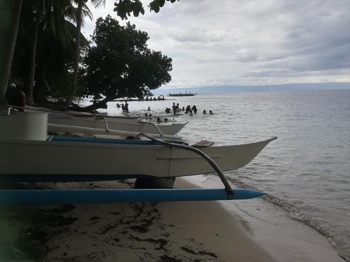 パングラオ島のビーチ巡り(6-2)