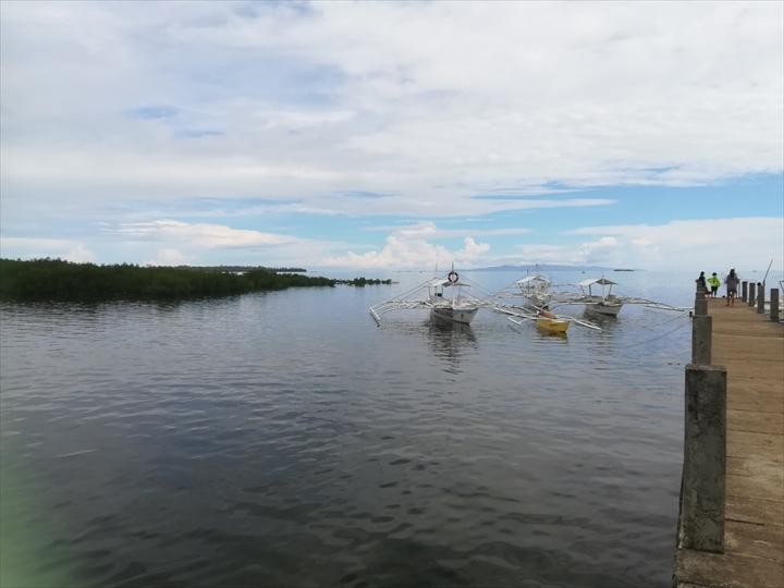 パングラオ島のビーチ巡り(7-2)