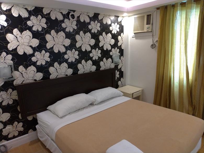 ホテルユーロエイシア(ベッド)