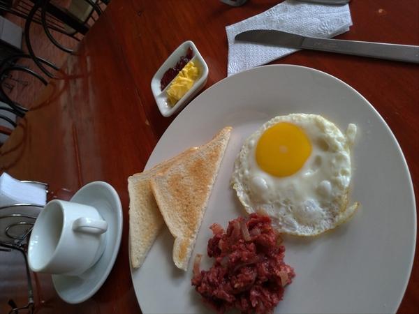 ホテルユーロエイシア(朝食)