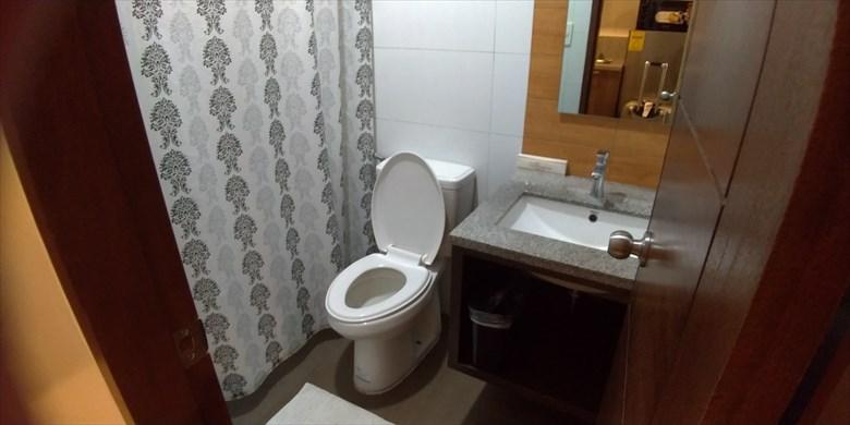 リーシャン ビレッジ レジデンシズ(洗面&トイレ)