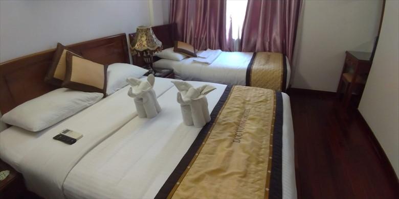 ドク ヴォン ホテル (ベッド)