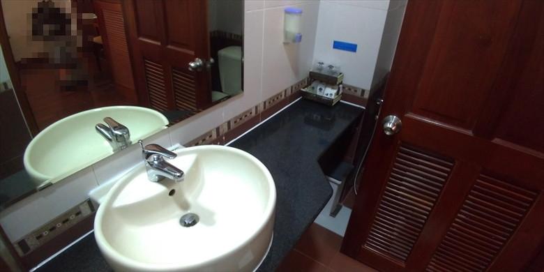 ドク ヴォン ホテル (洗面)