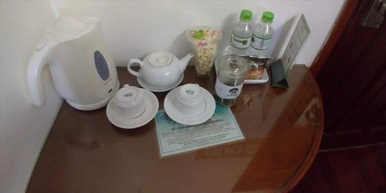 ドク ヴォン ホテル (カップ&湯沸し)