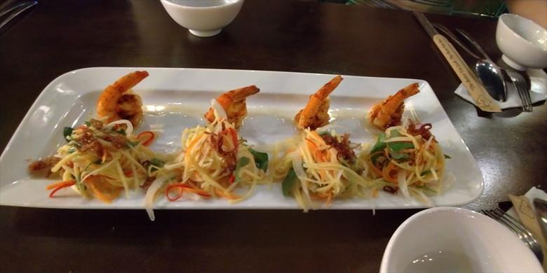 ドク ヴォン ホテル (料理1)