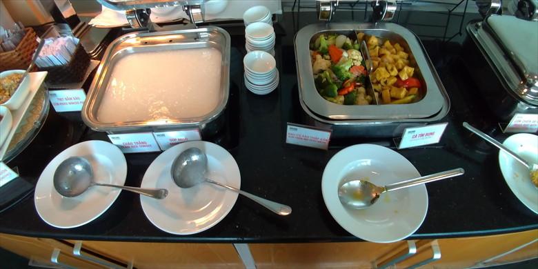 ホーチミン国際空港のプライオリティパス・ラウンジ(オーキッドラウンジの飲食5)