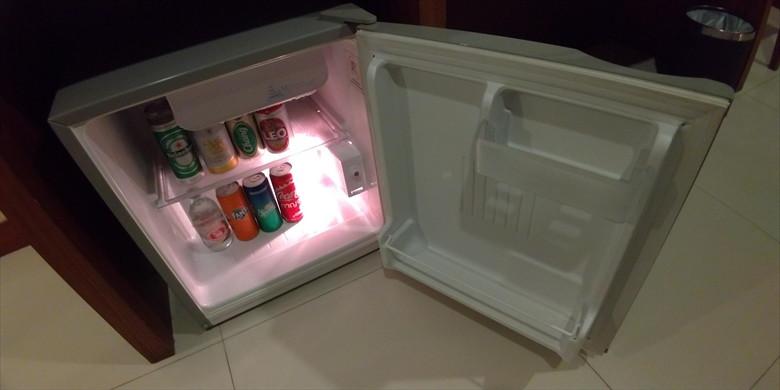 H ブティック ホテル パタヤ(冷蔵庫)