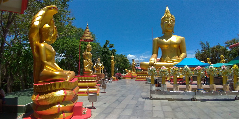 パタヤのビッグ仏陀