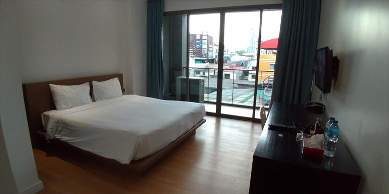 ザ シーナリー シティ ホテル (ベッド)