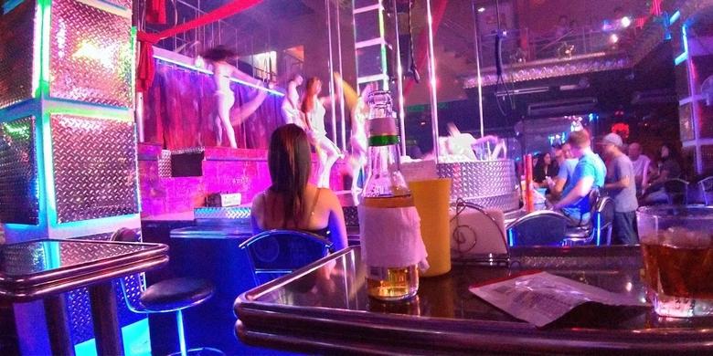 アンヘレスのバーでのルール・遊び方・飲み方・そしてアレ!(3)