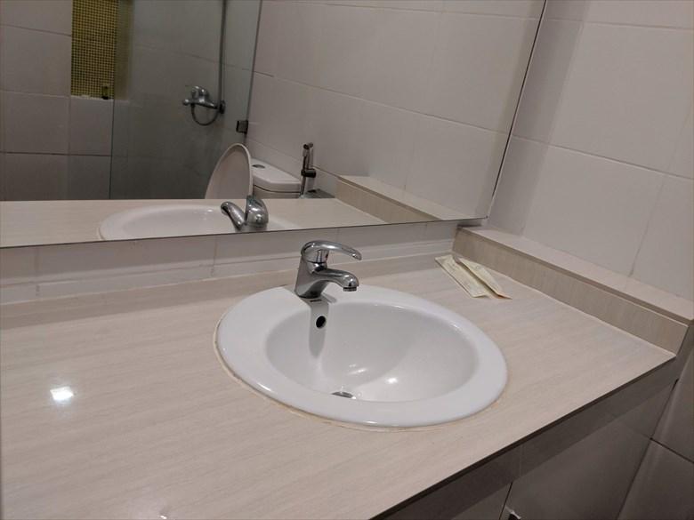 アポロニア ロイヤル ホテル(洗面)