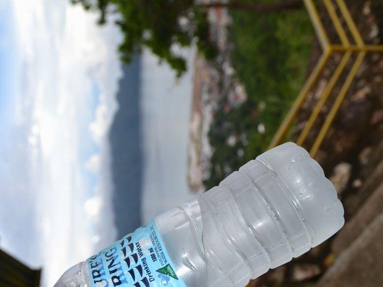 コロンのタプヤス山(ミネラルウォーター) Mt Tapyas