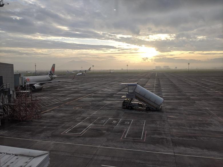 クラーク国際空港のVIPラウンジ(clark vip lounge)空港