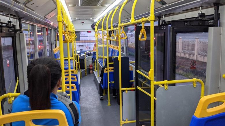 SMクラークからクラークループバスに乗る(2)