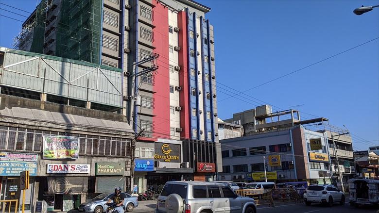 アンヘレス 2グレースクラウンホテル(0)