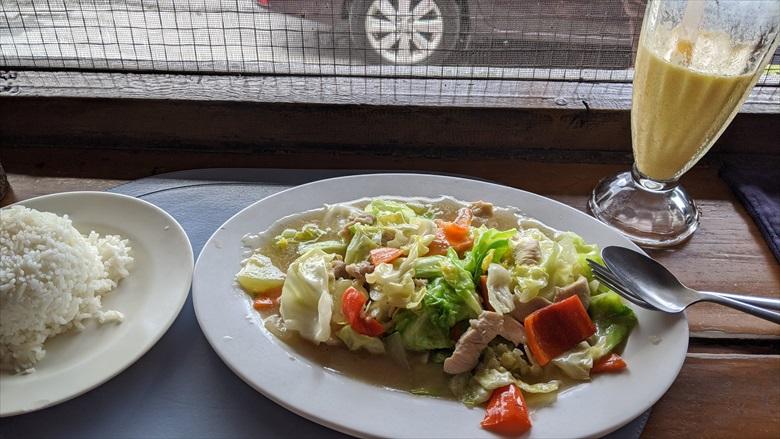 アンヘレス 2020年2月の旅で食べた食事(4)