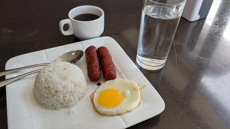 アンヘレス 2020年2月の旅で食べた食事(9)